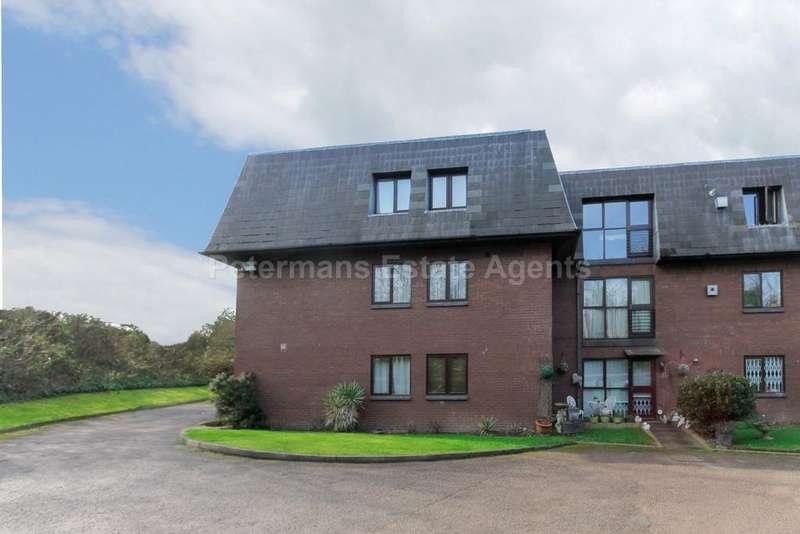 2 Bedrooms Apartment Flat for sale in Greville Lodge, Broadhurst Avenue, Edgware, London, HA8