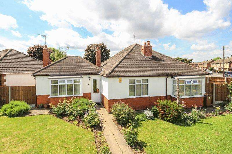 4 Bedrooms Detached Bungalow for sale in WALDENE DRIVE, ALVASTON
