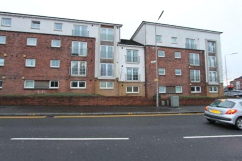 2 Bedrooms Flat for rent in Edinburgh Road, Carntyne, Glasgow
