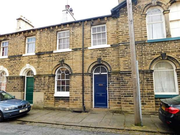 3 Bedrooms Terraced House for sale in Dove Street, Saltaire, Shipley