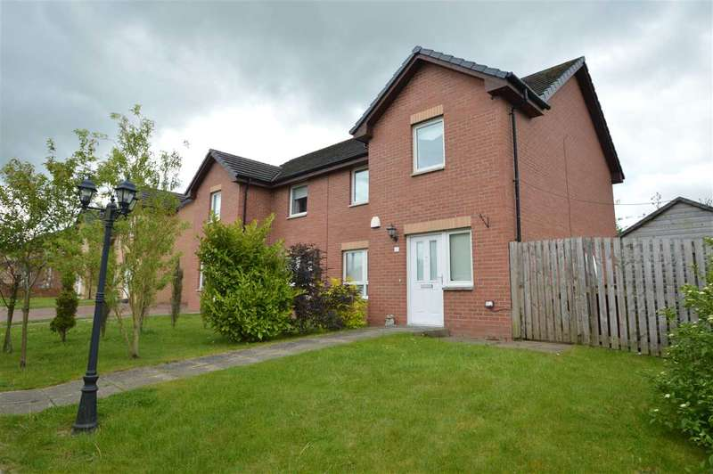 3 Bedrooms Semi Detached House for sale in Annan Avenue, Westcraigs, Blantyre