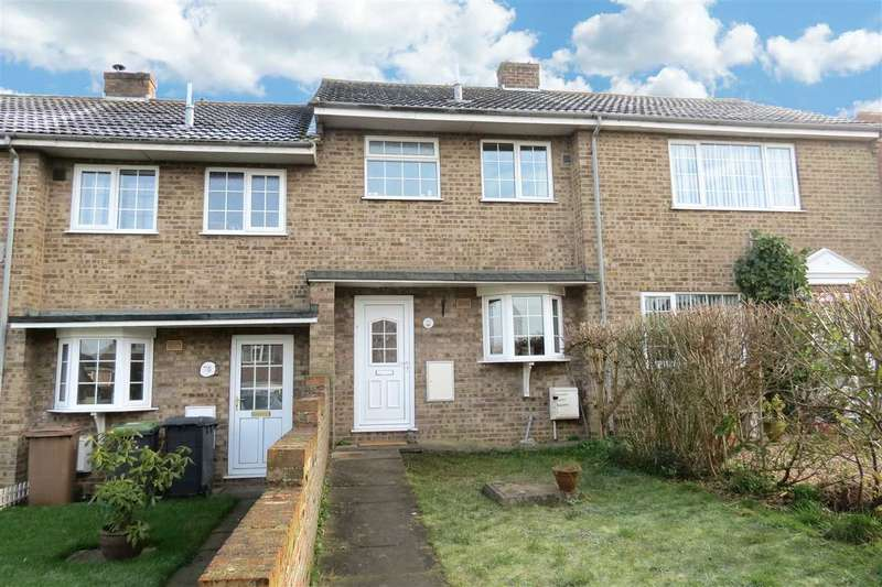 2 Bedrooms Terraced House for sale in Edmunds Road, Cranwell Village