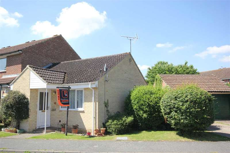 2 Bedrooms Bungalow for sale in Brices Way, Glemsford