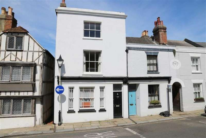 3 Bedrooms End Of Terrace House for sale in All Saints Street, Hastings