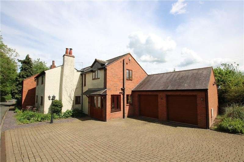 4 Bedrooms Detached House for sale in Green Lane, Studley, Warwickshire, B80