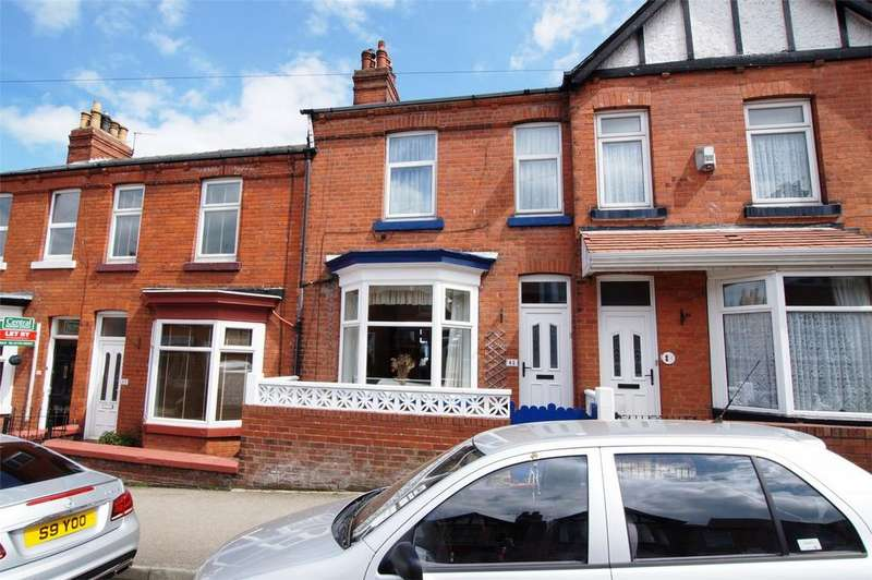 3 Bedrooms Terraced House for sale in Tennyson Avenue, Scarborough