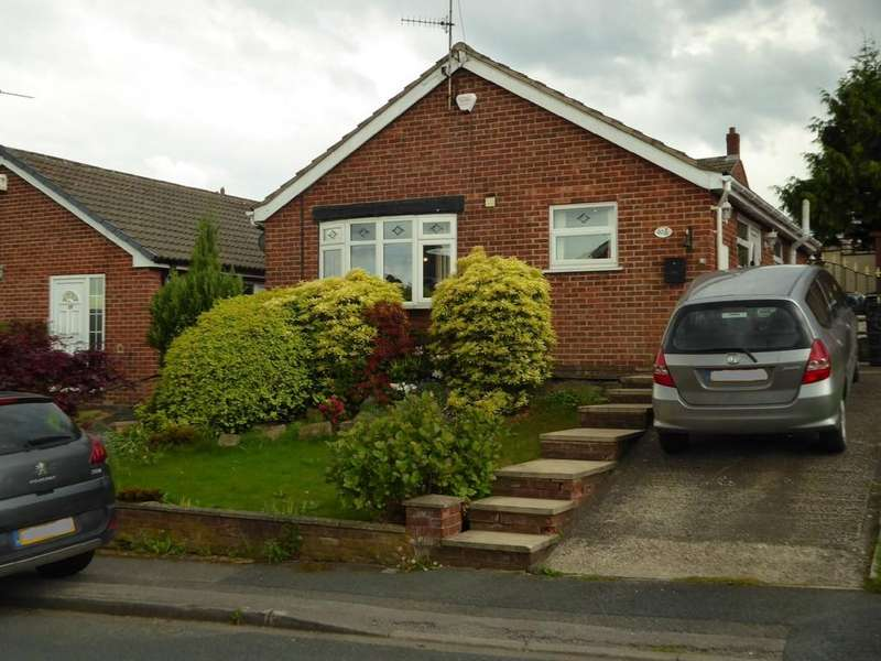 2 Bedrooms Detached Bungalow for sale in Woodhall Drive, Batley