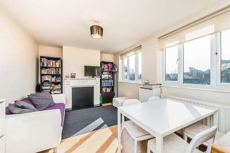 1 Bedroom Flat for sale in Tower Road, Twickenham, TW1