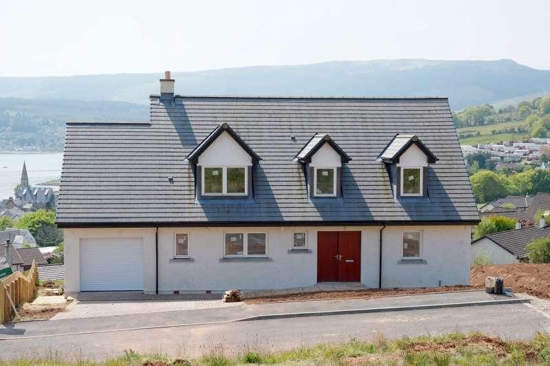 4 Bedrooms Detached Villa House for sale in Kilbride Road, Margnaheglish, Lamlash, Isle of Arran North Ayrshire, KA27 8LJ