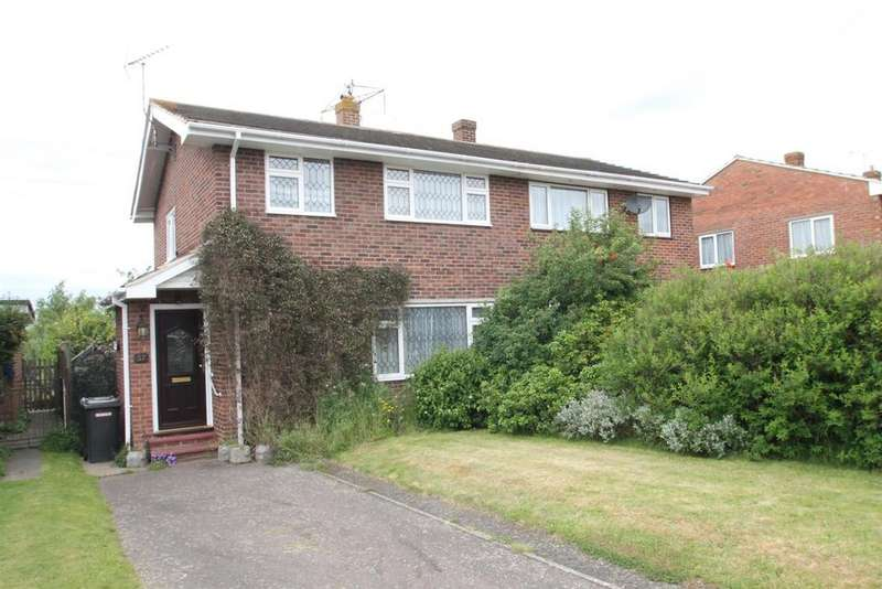 3 Bedrooms House for sale in Plover Road, Larkfield, Aylesford