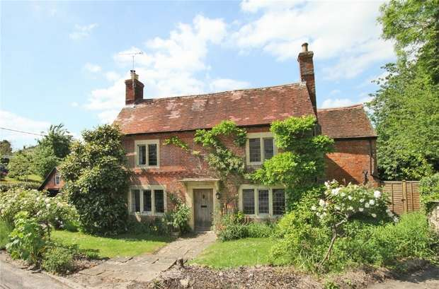 4 Bedrooms Detached House for sale in Norton House, 33 Great Hinton, Wiltshire