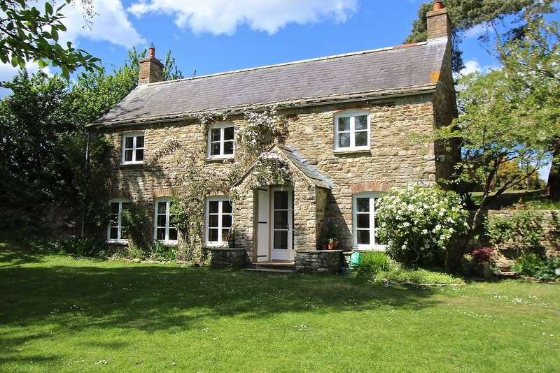 3 Bedrooms Detached House for sale in NORDEN, CORFE CASTLE