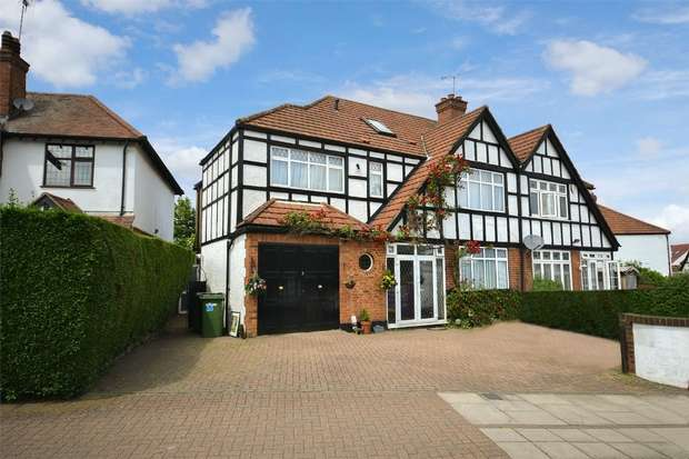 7 Bedrooms Semi Detached House for sale in Oldborough Road, WEMBLEY, Middlesex