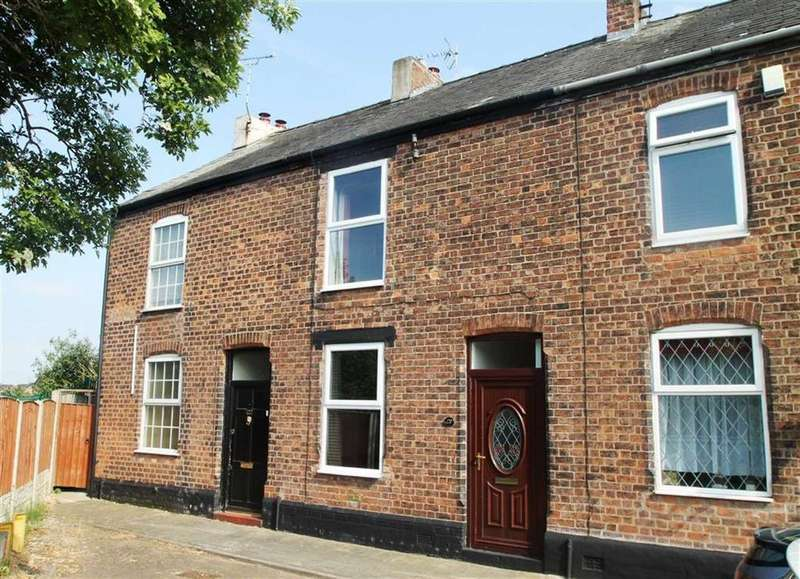 2 Bedrooms Terraced House for sale in Hoole Lane, Hoole