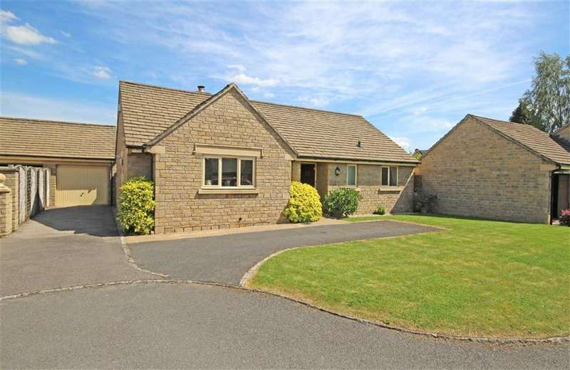 3 Bedrooms Detached Bungalow for sale in Maytree Gates, Evesham Road, Cheltenham, GL52