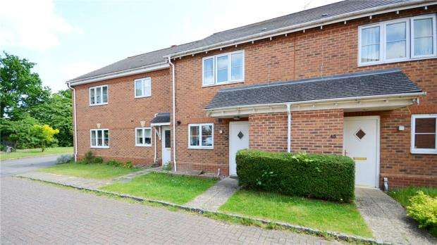 3 Bedrooms Terraced House for sale in Little Horse Close, Earley, Reading