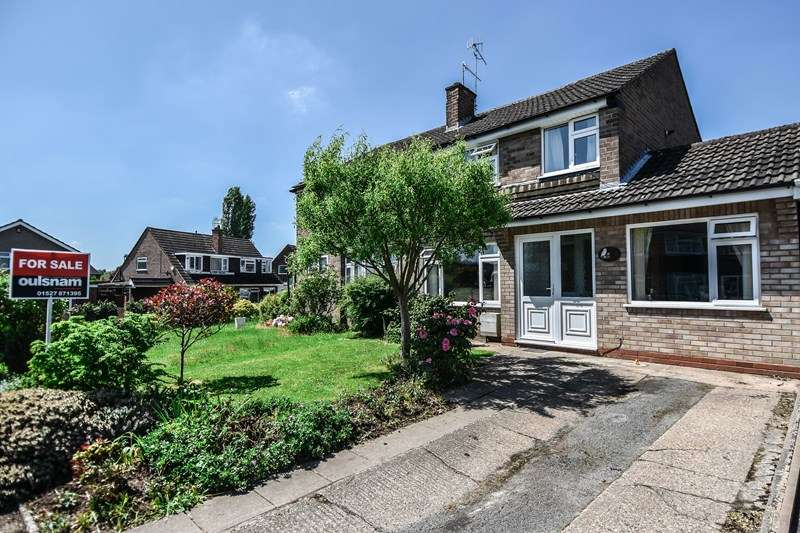 3 Bedrooms Semi Detached House for sale in Spadesbourne Road, Bromsgrove