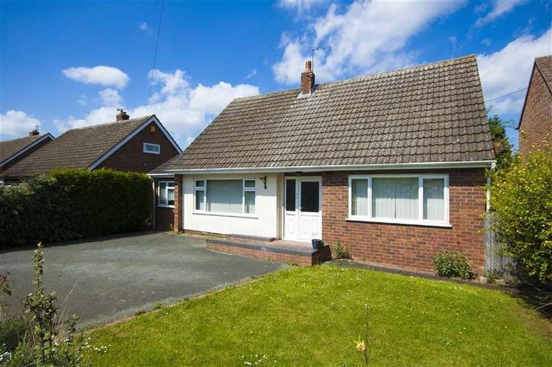 3 Bedrooms Detached Bungalow for sale in Lythwood Road, Bayston Hill, Shrewsbury, Shropshire