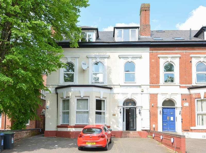 2 Bedrooms Flat for sale in Portland Road, Edgbaston