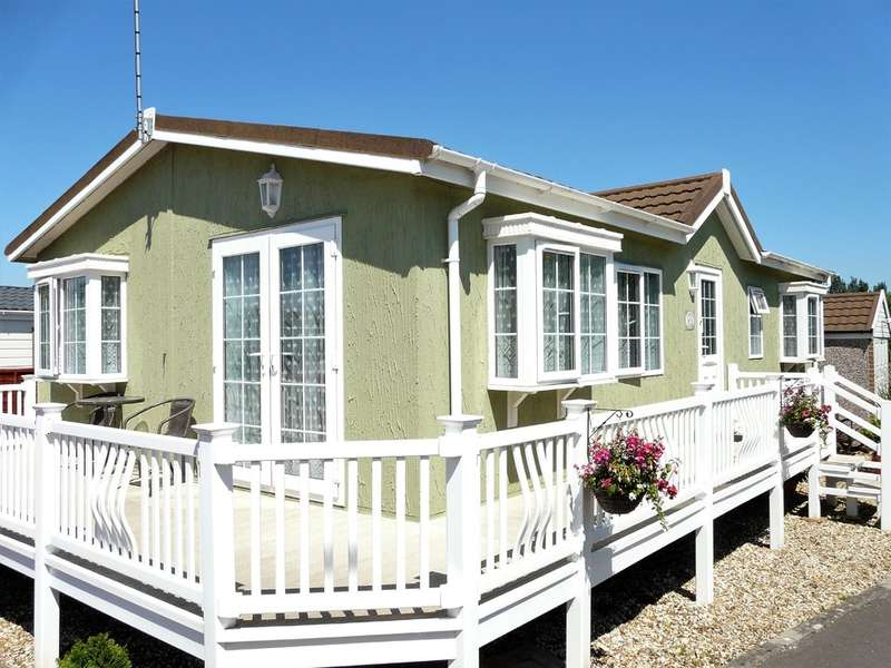 2 Bedrooms Mobile Home for sale in Summer Lane Park Homes, Banwell