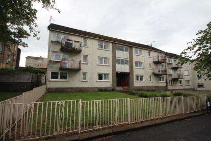 2 Bedrooms Flat for sale in Deedes Street, Airdrie, North Lanarkshire