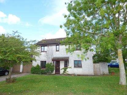 4 Bedrooms Detached House for sale in Broadclyst, Exeter, Devon