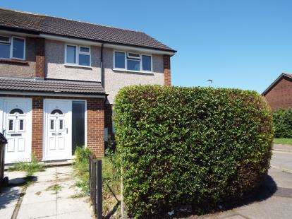 2 Bedrooms End Of Terrace House for sale in Dagenham, Essex, .