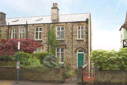 3 Bedrooms House for sale in Fulwood Road, Sheffield, South Yorkshire