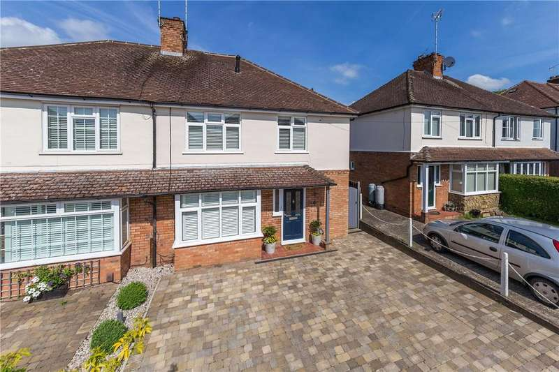 4 Bedrooms Semi Detached House for sale in Pipers Avenue, Harpenden, Hertfordshire