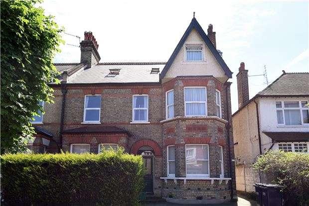 4 Bedrooms Maisonette Flat for sale in Beatrice Avenue, LONDON, SW16 4UW