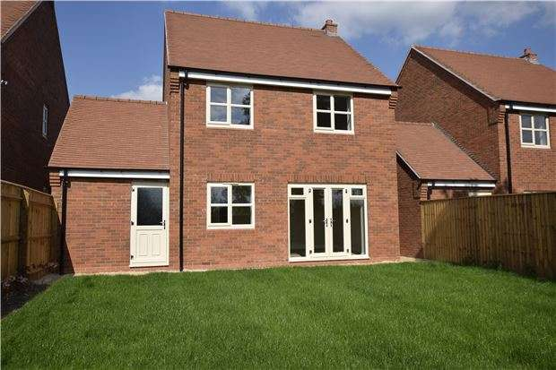 3 Bedrooms Detached House for sale in OPEN EVENT AT PENNYCRESS FIELDS, Banady Lane, Stoke Orchard, Cheltenham, Glos, GL52 7SJ