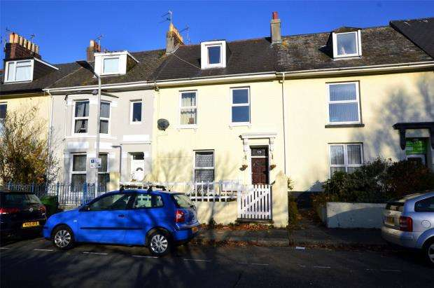 1 Bedroom Flat for sale in Oxford Place, Plymouth, Devon