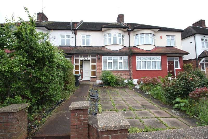 3 Bedrooms Terraced House for sale in Betstyle Road, New Southgate, London, N11 1JA