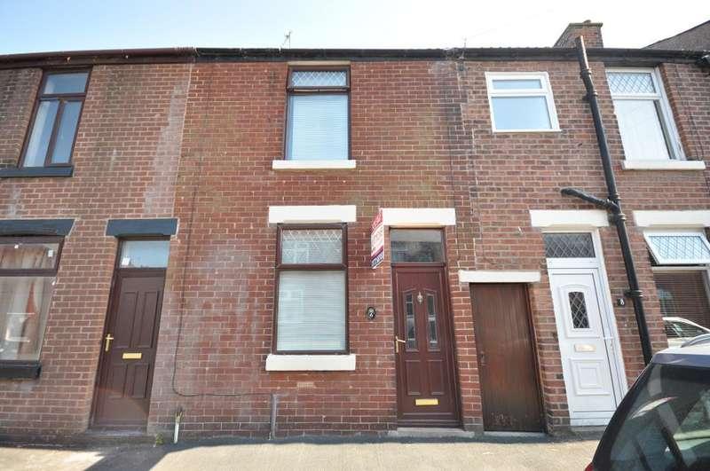 2 Bedrooms Terraced House for sale in Smith Street, Kirkham, Preston, Lancashire, PR4 2JB