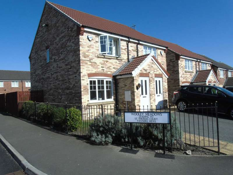 2 Bedrooms Semi Detached House for sale in High Road, Stanley Crook