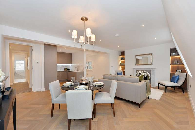 2 Bedrooms Apartment Flat for sale in Treborough House, Marylebone W1
