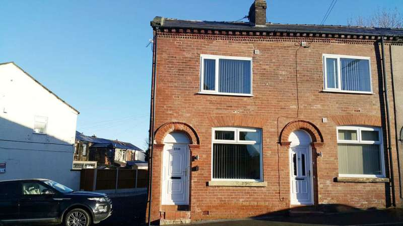 2 Bedrooms Terraced House for sale in Junction Road West, Lostock