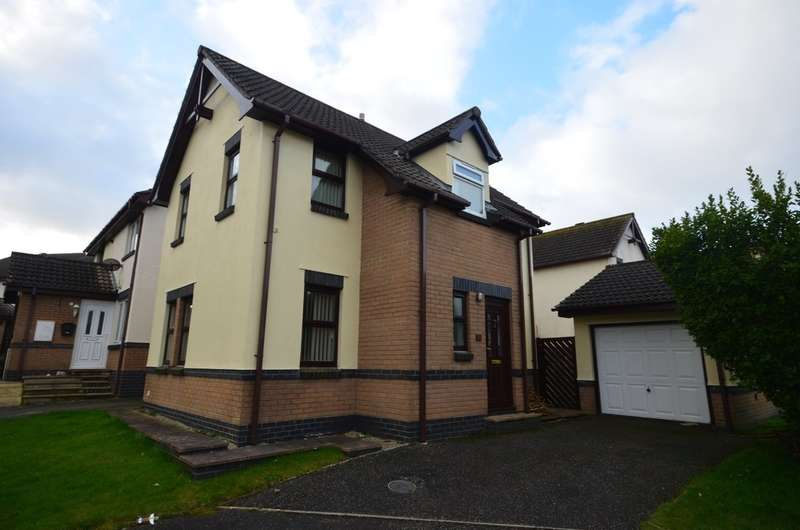3 Bedrooms Detached House for sale in Meadowside, Newquay