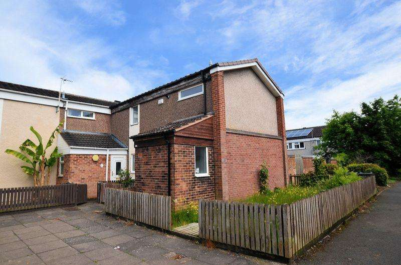 3 Bedrooms End Of Terrace House for sale in Fallow Walk, Bartley Green