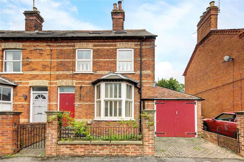 4 Bedrooms Semi Detached House for sale in Priory Road, Newbury, Berkshire, RG14