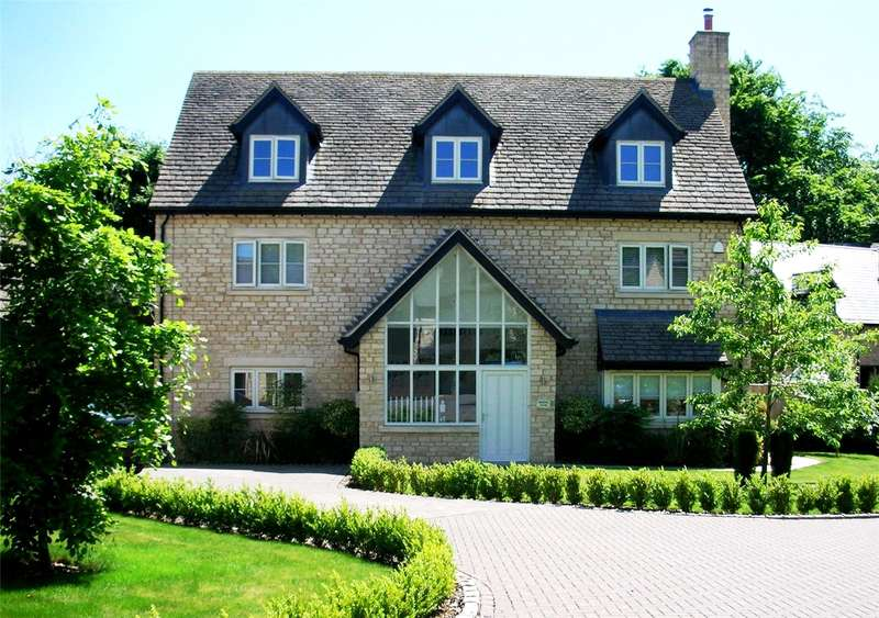 5 Bedrooms Detached House for sale in Woodbank, Mill Lane, Kirtlington, OX5