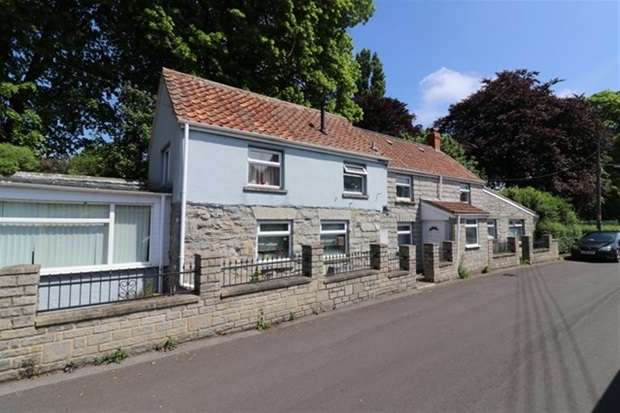 3 Bedrooms Detached House for sale in Silver Road, Street