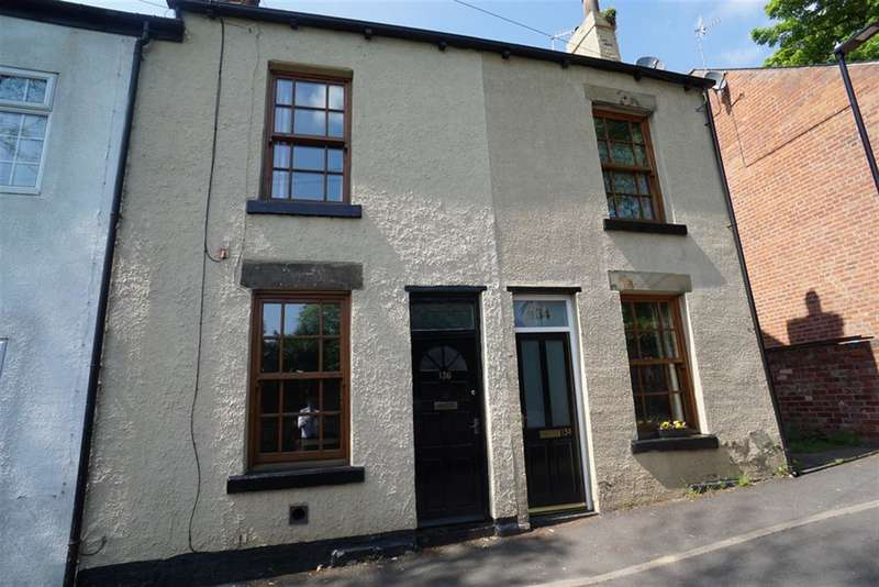 2 Bedrooms Terraced House for sale in Chorley Road, Fulwood, Sheffield, S10 3RN