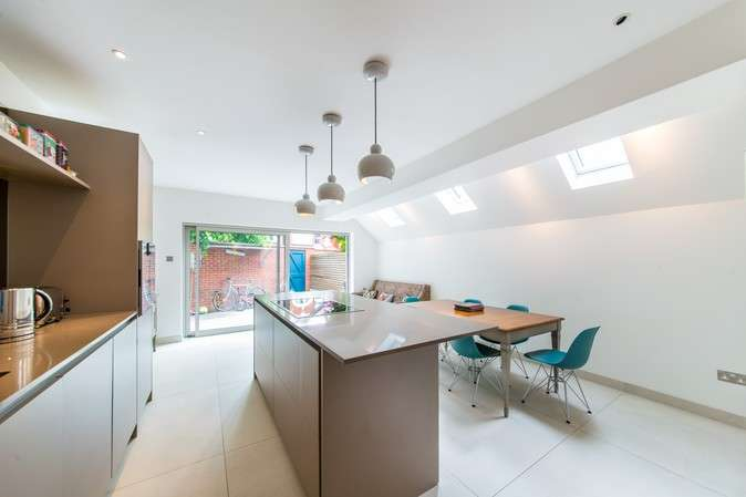 4 Bedrooms Terraced House for sale in Thorney Hedge Road, Chiswick