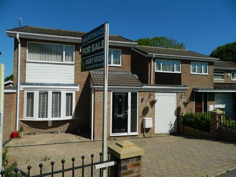 3 Bedrooms Detached House for sale in Aldenham Road, Guisborough