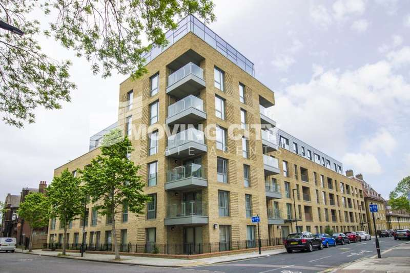 2 Bedrooms Flat for sale in Palm House, Parliament Reach, SE11