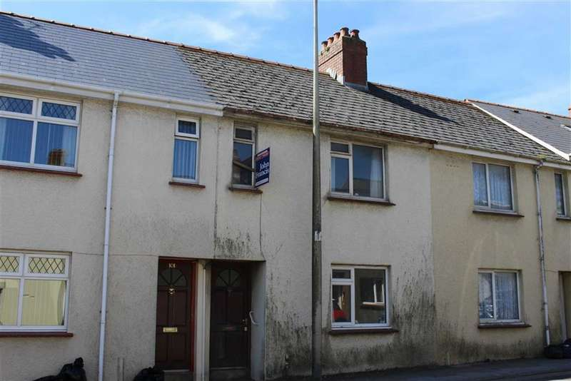 2 Bedrooms Property for sale in Portfield, Haverfordwest