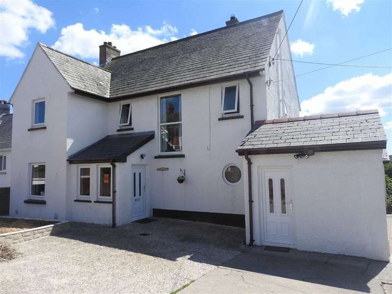 4 Bedrooms Detached House for sale in Napier Gardens, Cardigan