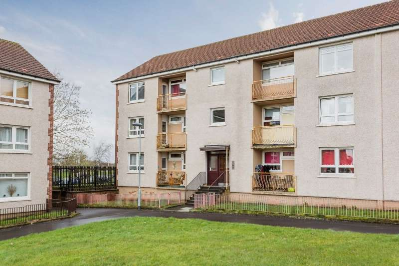 2 Bedrooms Flat for sale in Mossvale Square, Craigend, Glasgow, G33 5PQ