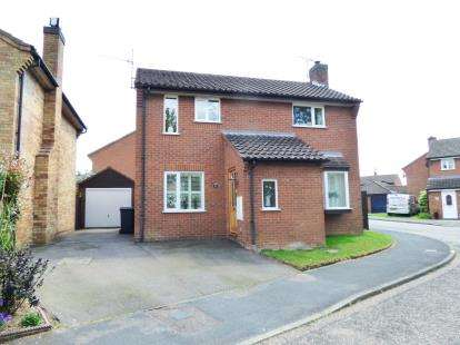 3 Bedrooms Detached House for sale in Ixworth, Bury St. Edmunds, Suffolk